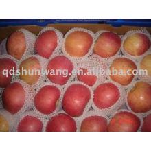 fresh top red fu ji apple