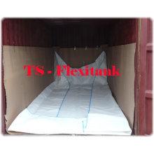 Flexitank de TS para aceite comestible a granel en contenedor de 20 pies