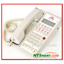 Hotel telephone for guest room