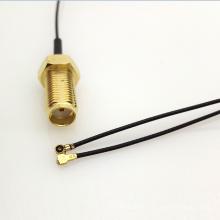 Cable de RF SMA a IPEX MH4 de 100 mm de largo