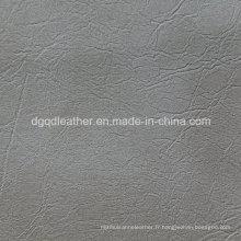 Conception irrégulière de mode pour le cuir de sofa (QDL-53222)