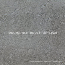 Fashion Irregular Design for Sofa Leather (QDL-53222)