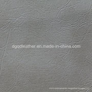 Fashion Irregular Design for Sofa Leather (QDL-53222)