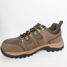 China Brand Comfortable Lightweight Genuine Leather S1P mining boots Safety Shoes work Men Shoes casual Safety Shoes