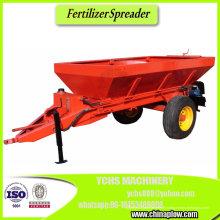 Distributeur de fumier traîné de tracteur d'épandage d'engrais de tracteur de Lovol de machines d'agriculture