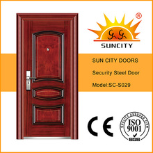 Cold Rolled Steel Security Single Doors