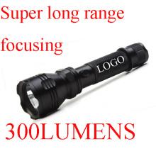 Ultra Focusing Long Range CREE Q5 LED Flashlight