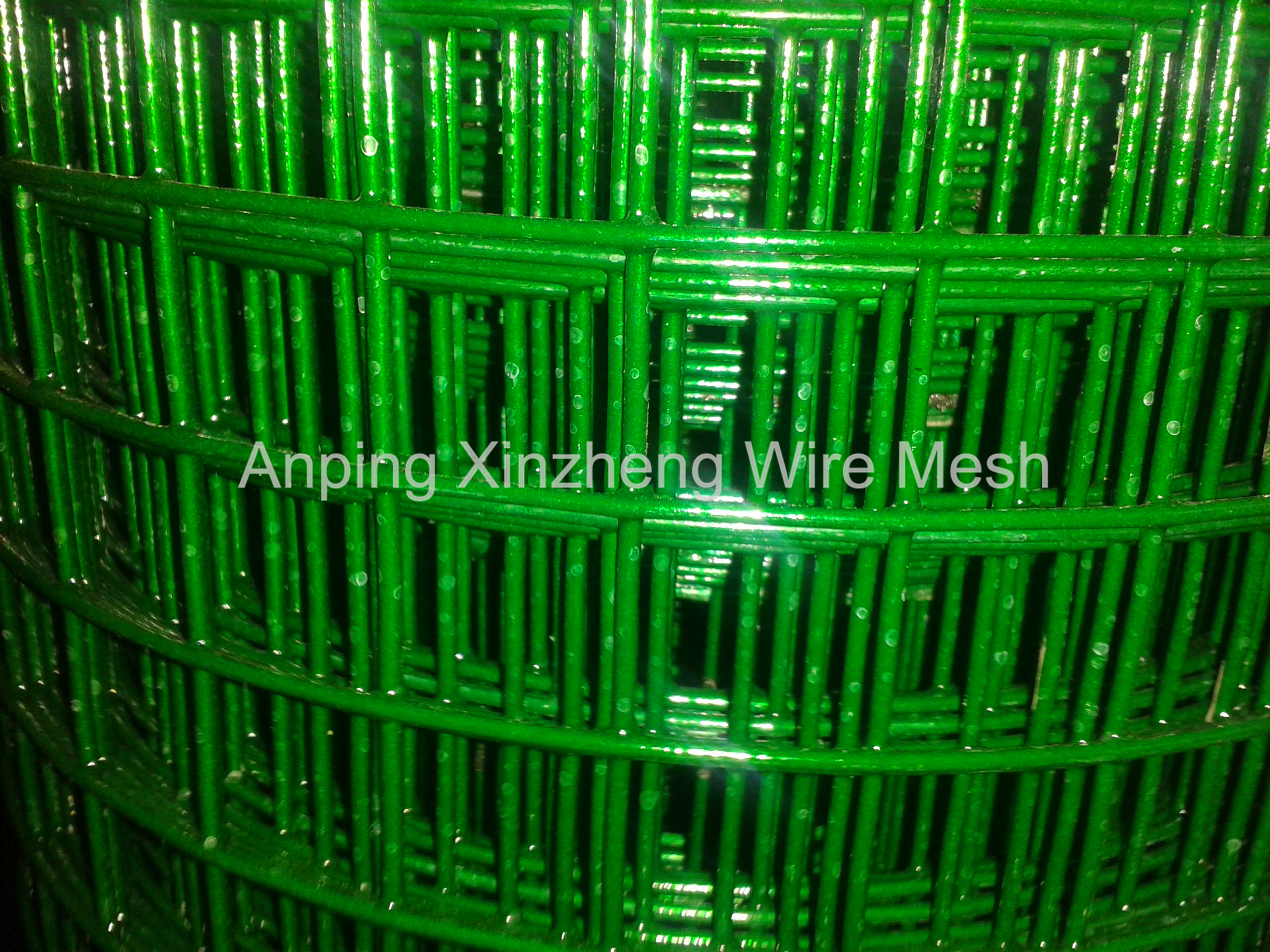 Pvc Coating Welded Wire Mesh