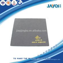 Alta qualidade microfibra galsses limpando pano