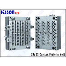 32 Cavidade 28g Pco PET Preform Injection Mold