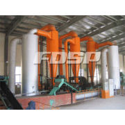 Organic Fertilizer Machines / Air Drying Equipment For Wet Raw Materials Lyqh Series