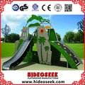 PE Style Outdoor Playground Equipment for Park