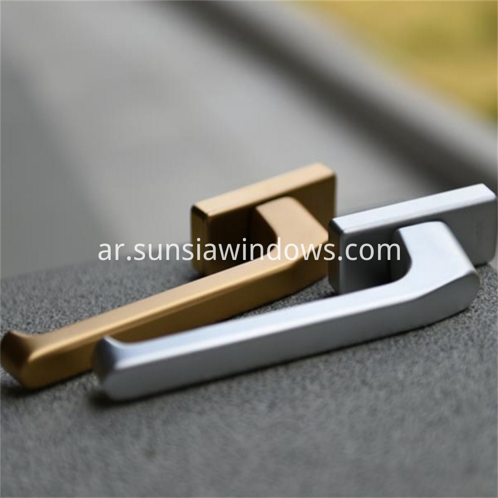 Window Handle, heavy duty, for sliding door, aluminium profiles, wood profiles,heavy tilt turn windows
