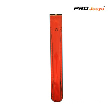 Hi-vis Fluo Red Safety LED Flashing Wristband