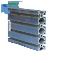 Perfil de extrusão de alumínio anodizado personalizado