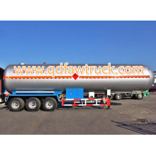 Hot Sale! 40 Cbm LPG Tanker Trailer