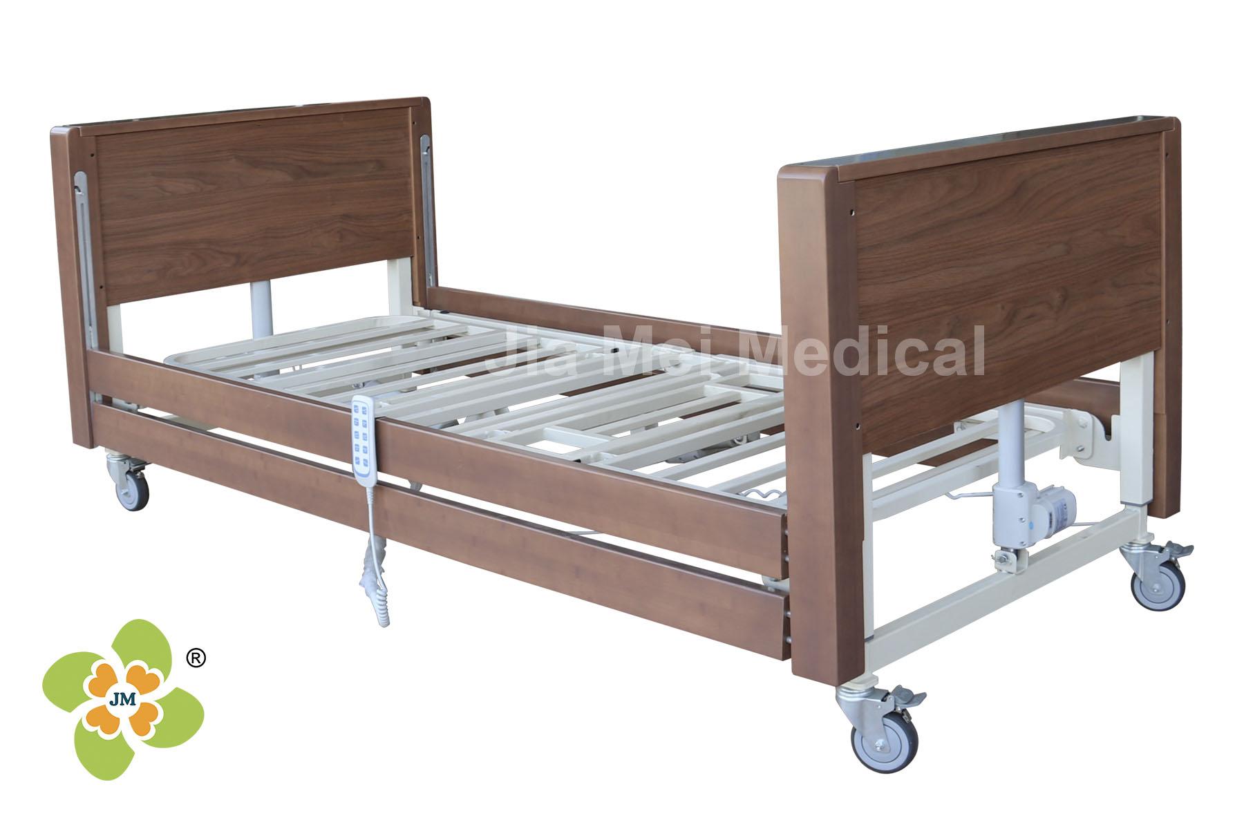 Buy wooden hospital bed