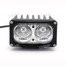 Работает с 6-дюймовым высокопрочным люминесцентным светом 30 Вт CREE LED Tractor Work Light