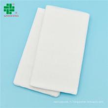 Tissu de coton de gaze de coton