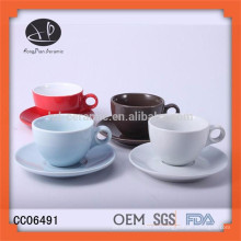 Venta al por mayor espresso tazas café espresso taza de la máquina