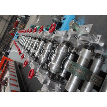 Galvanized Roller Shutter Door Equipment