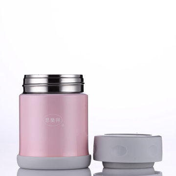 ステンレス鋼真空瓶 Svj 350 電子食品瓶ピンク Svj 350 電子