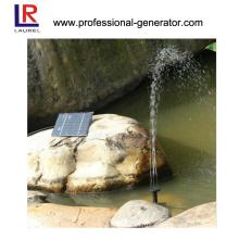 Bomba de fonte de água sem escova solar, bomba de lagoa