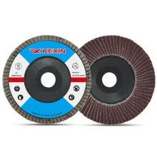 Disco de aleta para metal y acero inoxidable (cubierta de plástico)