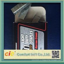 Китай штапельные Pin поставщик соответствует пистолет плоскогубцы