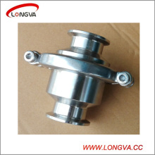 Stainless Steel 316 Sanitary Clamped Check Valve
