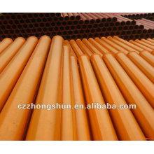 Haute qualité petite pompe à béton pipe / tube (cangzhou)