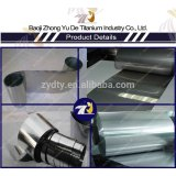 best price with high quality pure TA1 0.05*135mm titanium foil