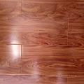 Plancher en bois stratifié par stratification ciré à haute brillance de HDF AC4