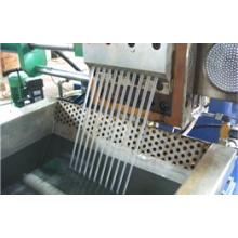 Máquina de granulación plástica del PVC / PP / PE / Pet / gránulos que hacen la máquina
