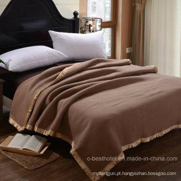 Cobertor de poliéster do hotel, Cobertor de poliéster do hospital