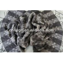 кашемир бесконечности крючком фриволите шарф шаль
