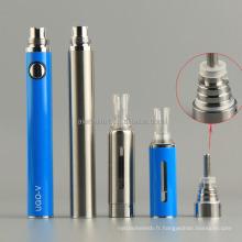 Kit de démarrage de cigarette électronique pour atomiseur 900 mah MT3 mini e kit de vaporisateur