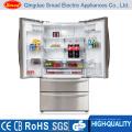 Réfrigérateur côte à côte sans congélateur Frost avec machine à glaçons