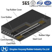 Säure- / Alkali-beständiges Stahlschnur-Gummiförderband