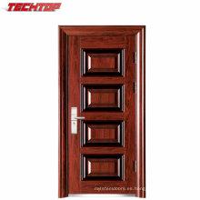 TPS-125A Hot Design Modelos populares Puertas de metal externas de seguridad
