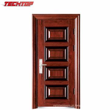 Portas exteriores do metal da segurança dos modelos populares quentes do projeto TPS-125A