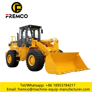 Mini Wheel Loader For Sale 5 Ton Used