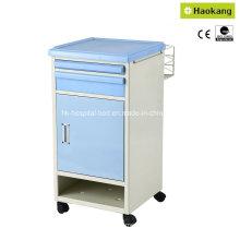 Coated Steel Plate Bedside Cabinet (HK-N602)