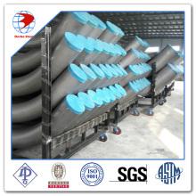 5D Bend A234 Wpb ASME B16.49 Courbe en acier au carbone