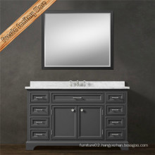 Fed-1688A Solid Wood Bathroom Cabinet Bathroom Vanity
