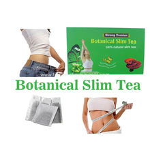 Organic Botanical Powerful Diet Tea For Post - Natal Obesity