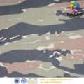 Printed Camouflage Twill Fabric