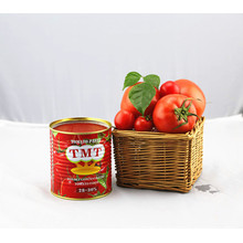 Halal Certification Tomato Paste 400g with High Quality