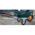 Carrinho de mão do carrinho de mão da roda de África do Sul 65L (Wb3800)