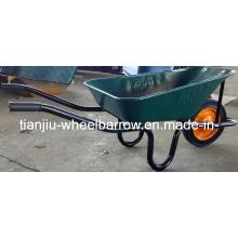 Carretilla de la carretilla de rueda de Suráfrica 65L (Wb3800)